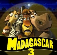 Madagascar 3 le film